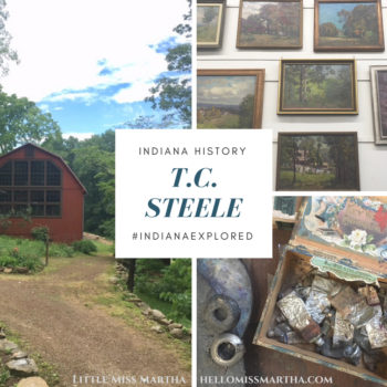 Exploring Indiana :  Brown County & T.C. Steele