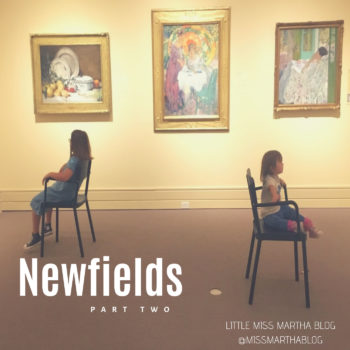 A Trip to Newfields…Part 2