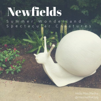 A Trip to Newfields… Part 1
