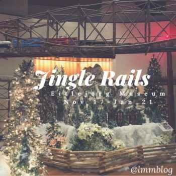 A Visit to Jingle Rails at The Eiteljorg