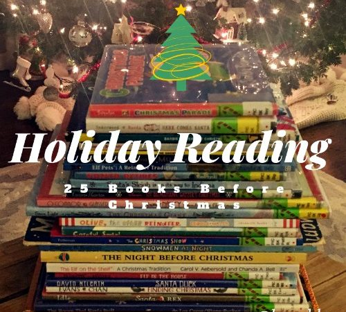 Our Holiday Reading List