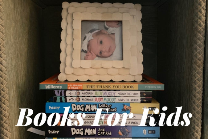 Books For My Seven Year Old