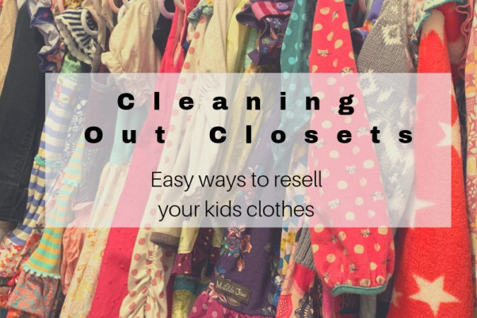 Easy Ways to Sell Kids Clothes