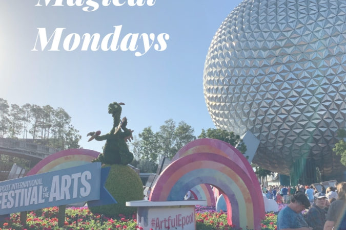Magical Mondays : Our Day at Epcot