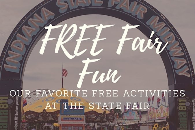 Top 10 FREE Activities at the Indiana State Fair