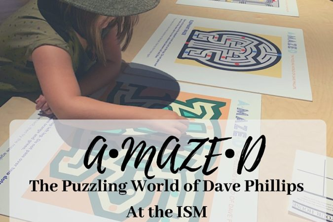 A-MAZE-D: The Puzzling World of Dave Phillips at the Indiana State Museum