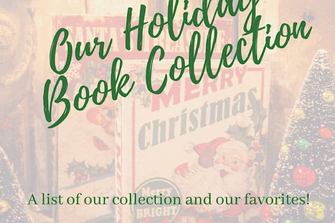 Our Christmas Book Collection