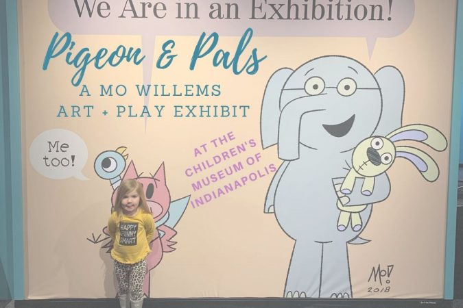 Mo Willems Pigeon & Pals Art + Play