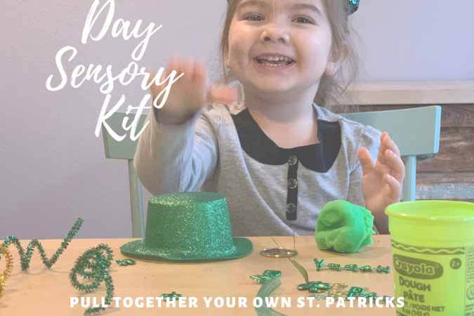 St. Patrick's Sensory Play Kit