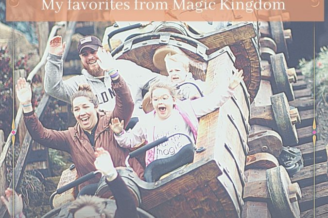 5 Favorite Rides at Disney – Magic Kingdom