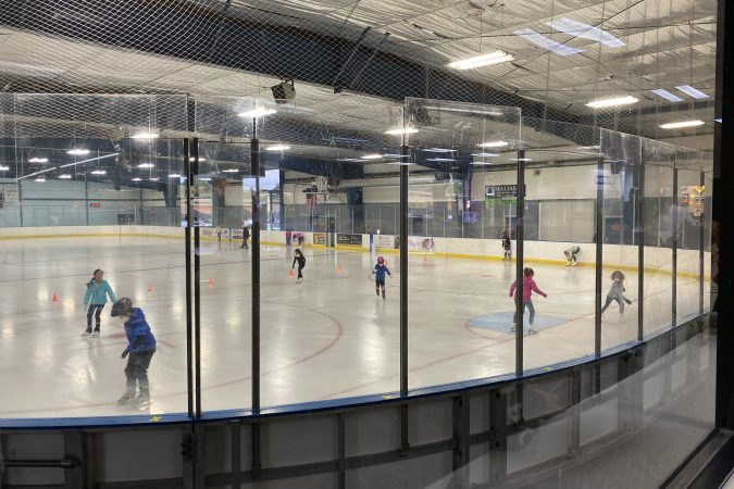 10 Benefits of Ice Skating