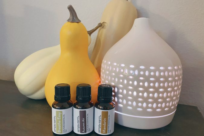 8 Delicious Fall Diffuser Blends