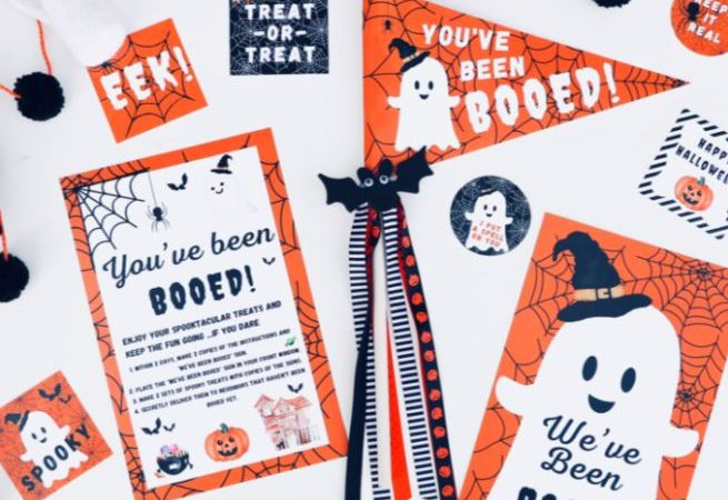 10 Super Cute Halloween Printables